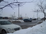 D. Boxing Day parking lot London ON